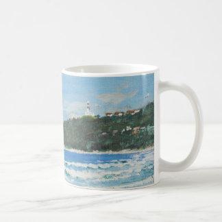 Bahía Australia de Byron. 27/11/1998 Taza De Café