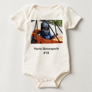 Bahía Brandon Harris Trajes De Bebé