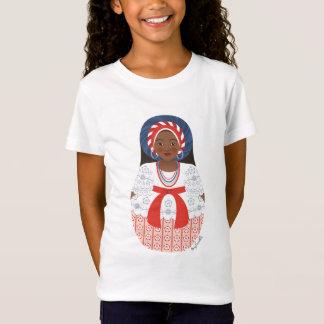 Bahia Brazilian Girls Baby Doll (Fitted) T-Shirt