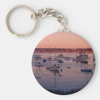 Bahía California 1985 de Monterey Llavero Redondo Tipo Pin