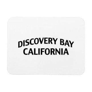 Bahía California del descubrimiento Imán