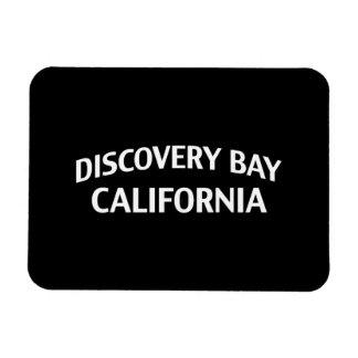 Bahía California del descubrimiento Iman