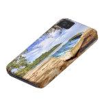 Bahía Costa Rica de Drake iPhone 4 Case-Mate Fundas