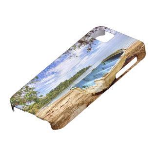 Bahía Costa Rica de Drake iPhone 5 Carcasas
