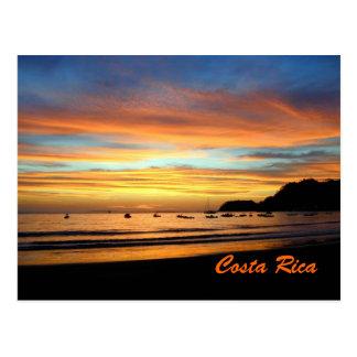 Bahía Costa Rica de Herradura de la postal