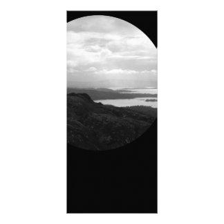 Bahía de Bantry del camino Irlanda del túnel Lonas