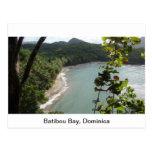 Bahía de Batibou, Dominica Tarjetas Postales