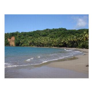 Bahía de Batibou, postal de Dominica