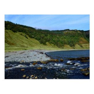 Bahía de Bearreraig en Skye Postal