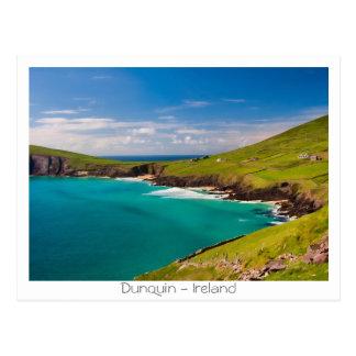 Bahía de Dunquin Tarjetas Postales