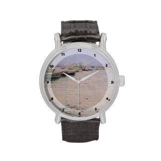 Bahía de Gowanus de la caza de Guillermo Relojes De Pulsera