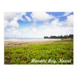 Bahía de Hanalei, Kauai Hawaii Postales