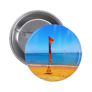 Bahía de herradura isla magnética Townsville Pin