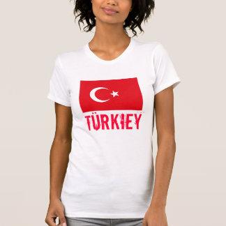 Bahía de la camiseta TÜRKIEY Bayanlar de la Polera