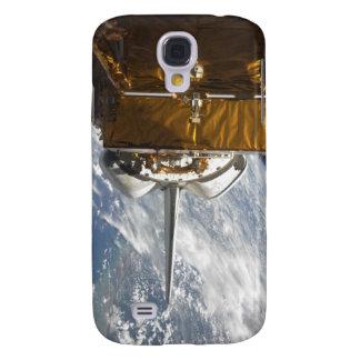 Bahía de la carga útil de la Atlántida del Funda Samsung S4