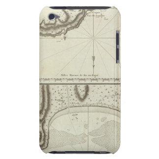 Bahía de la masacre, islas samoanas 2 iPod touch fundas