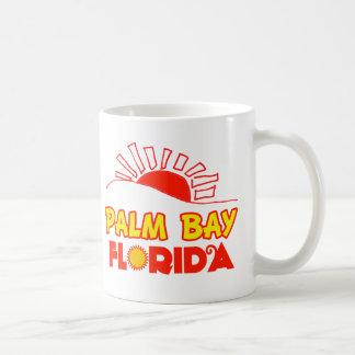 Bahía de la palma la Florida Taza
