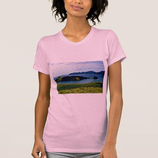 Bahía de las islas, isla del norte camiseta