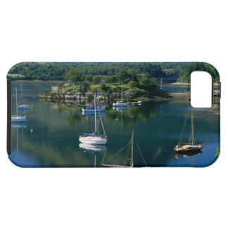 Bahía de los obispos lago Leven Ballachullish iPhone 5 Protectores