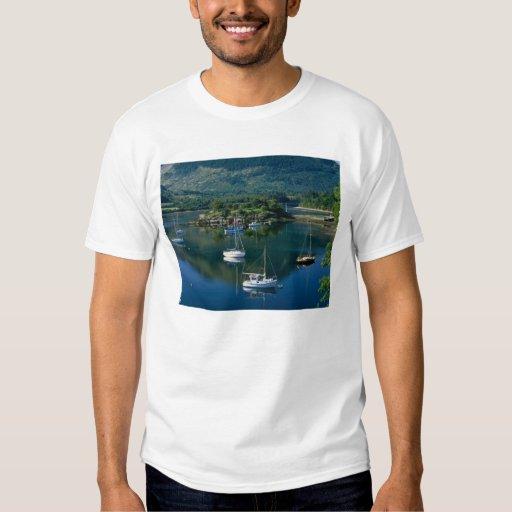 Bahía de los obispos, lago Leven, Ballachullish, Polera