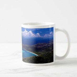 Bahía de Magens, St Thomas, Islas Vírgenes de los  Tazas De Café
