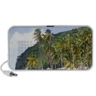 Bahía de Marigot St Lucia del Caribe Mini Altavoces