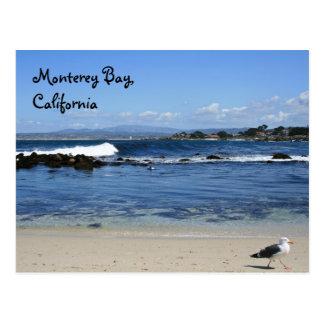 Bahía de Monterey, postal