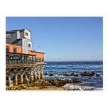 Bahía de Monterey Tarjeta Postal