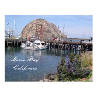 Bahía de Morro, California Postales