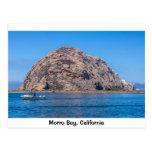 Bahía de Morro, postal de California