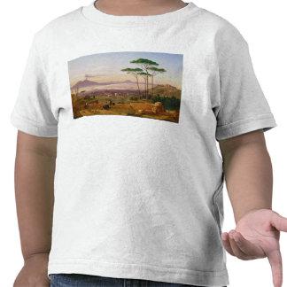 Bahía de Nápoles Camiseta