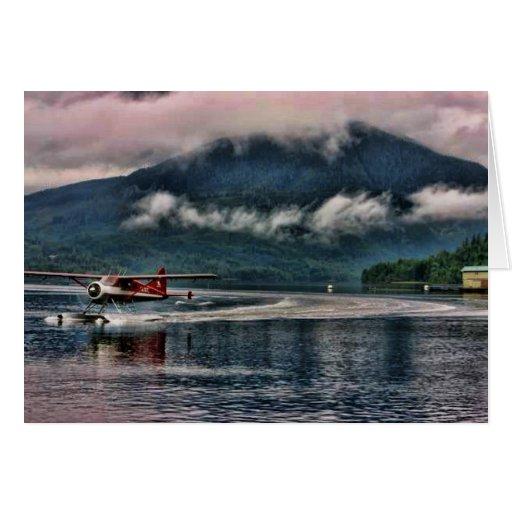 Bahía de Neets, productos de Alaska Tarjeta De Felicitación