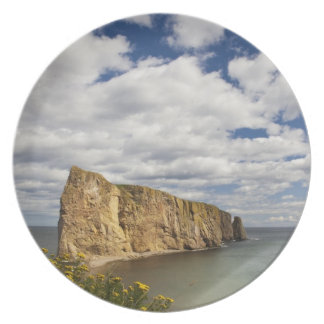 Bahía de Norteamérica, Canadá, Quebec, Gaspe, Perc Plato