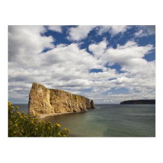 Bahía de Norteamérica, Canadá, Quebec, Gaspe, Postal