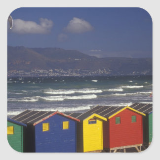 Bahía de San Jaime que baña las cajas, cerca de Pegatina Cuadrada