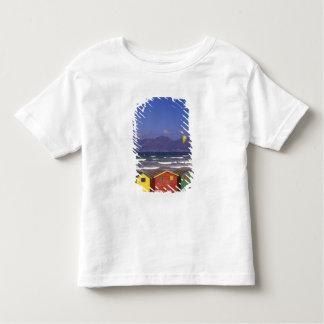 Bahía de San Jaime que baña las cajas, cerca de T-shirt