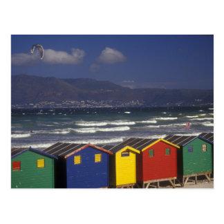 Bahía de San Jaime que baña las cajas, cerca de Postales