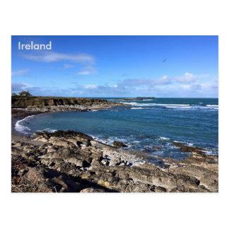 Bahía de Scraggane, Maharees, Co. Kerry, Irlanda Tarjeta Postal