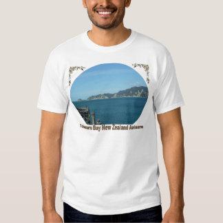 Bahía de Tokomaru, Eastcoast, Nueva Zelanda Poleras