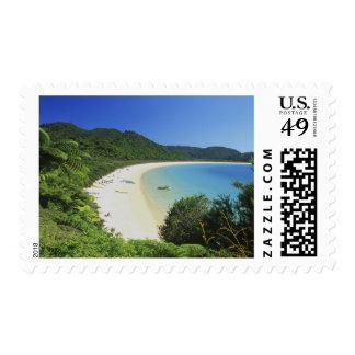 Bahía de Tonga, Abel Tasman NP, isla del sur, Sello