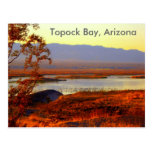 Bahía de Topock, Arizona Tarjetas Postales