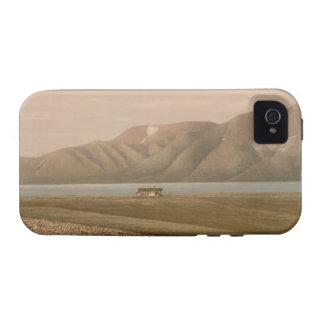 Bahía del advenimiento Svalbard Noruega Case-Mate iPhone 4 Carcasa