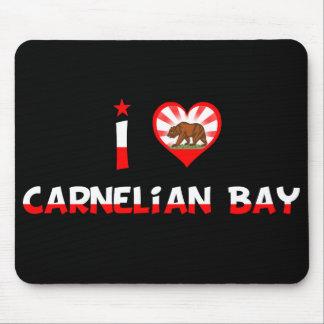 Bahía del Carnelian, CA Mouse Pad