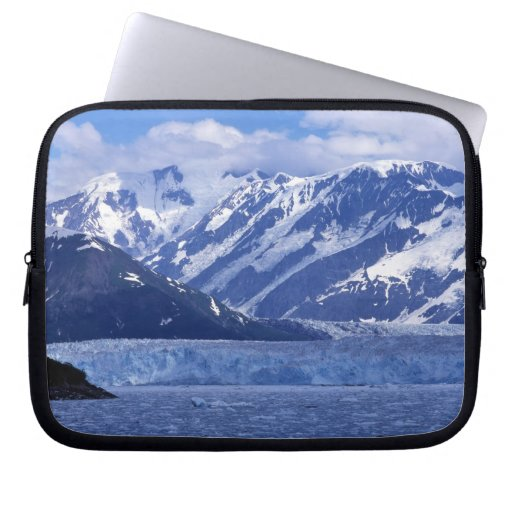 Bahía del desencanto y glaciar de Hubbard, Mangas Portátiles