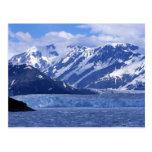 Bahía del desencanto y glaciar de Hubbard, Postal