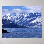 Bahía del desencanto y glaciar de Hubbard, Posters