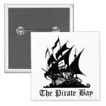 Bahía del pirata, piratería ilegal del Internet Pin