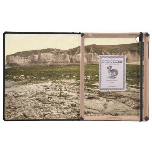 Bahía del sílice, Flamborough, Yorkshire, Inglater iPad Fundas
