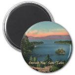 Bahía esmeralda - imán del lago Tahoe