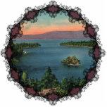 Bahía esmeralda - ornamento del lago Tahoe Esculturas Fotográficas